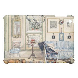 Gemütliche Ecke durch Carl Larsson iPad Mini Hülle