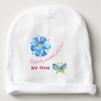 Gemütliche Kappe für Baby Babymütze