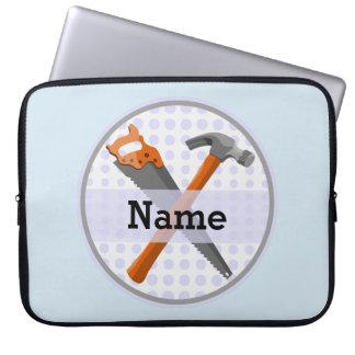 Genannter Entwurf Personalized Tools für Jungen Laptopschutzhülle