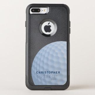 Genannter Golfball OtterBox für Golfspieler