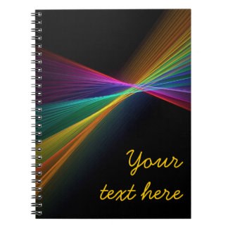Genauigkeitsnotizbuch des regenbogen-Gay Notizblock