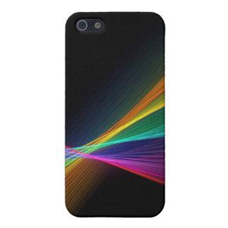 Genauigkeitsregenbogen-Gay Pride LGBT iPhone 5/5S Schutzhülle Fürs iPhone 5