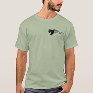 Genehmigtes Organ-Spender-Jagd-T-Stück T-Shirt