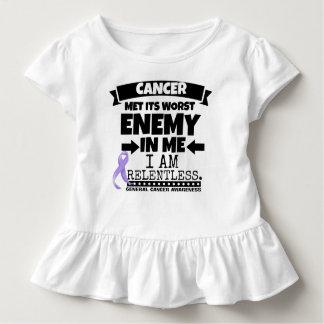 General Cancer Met Feind Its Worst in mir Kleinkind T-shirt
