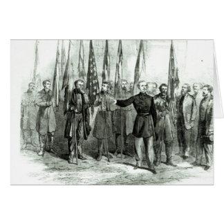 General Custer Grußkarte