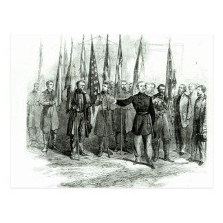 General Custer Postkarten