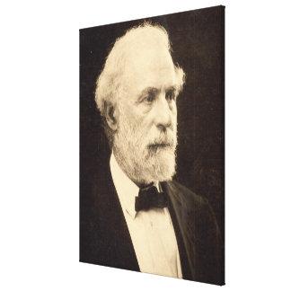 General Robert E. Lee im Jahre 1869 durch Michael Leinwanddruck