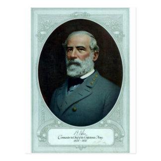 General Robert E. Lee Postkarte