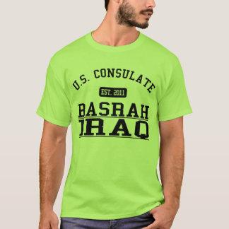 Generalkonsulat Basrah, der Irak T-Shirt