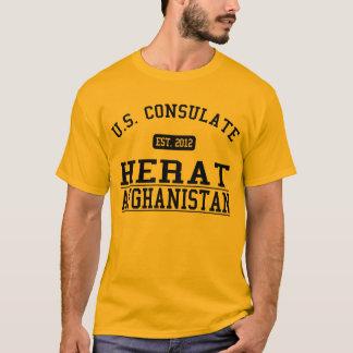 Generalkonsulat-Herz, Afghanistan T-Shirt