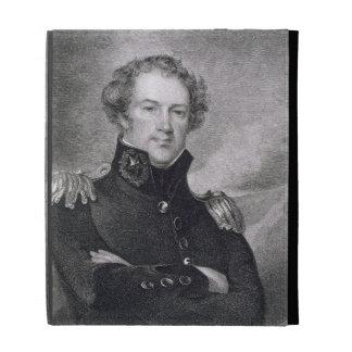 Generalmajor Alexander Macomb (1782-1842), engrav