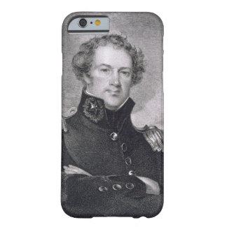 Generalmajor Alexander Macomb (1782-1842), engrav Barely There iPhone 6 Hülle