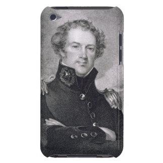 Generalmajor Alexander Macomb (1782-1842), engrav iPod Touch Case-Mate Hülle