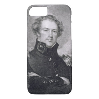 Generalmajor Alexander Macomb (1782-1842), engrav iPhone 7 Hülle