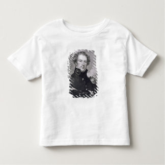 Generalmajor Alexander Macomb (1782-1842), engrav Kleinkind T-shirt
