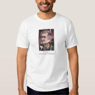 Generalmajor-Andrew Jackson-Bürger-Soldat Shirt