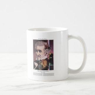 Generalmajor-Andrew Jackson-Bürger-Soldat Tasse