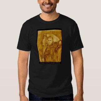 Generalmajor Andrew Jackson Hemden