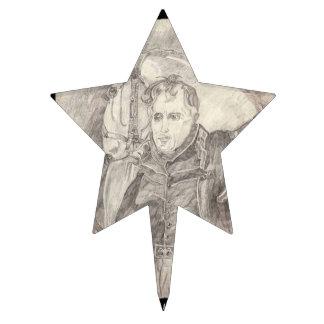 Generalmajor Andrew Jackson Tortenaufsatz