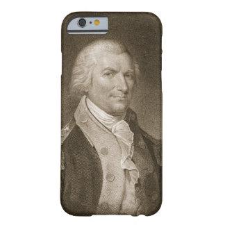 Generalmajor-Arthur-St. Clair, graviert von Edward Barely There iPhone 6 Hülle