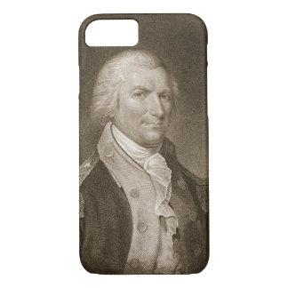 Generalmajor-Arthur-St. Clair, graviert von Edward iPhone 7 Hülle