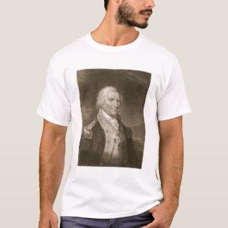 Generalmajor-Arthur-St. Clair, graviert von Edward T-Shirt