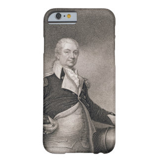 Generalmajor Henry Knox (1750-1806) graviert durch Barely There iPhone 6 Hülle