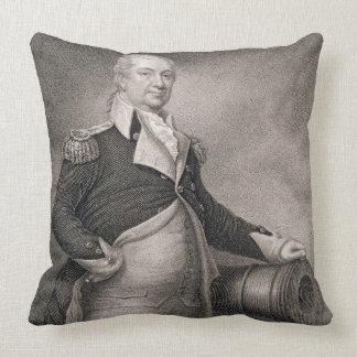Generalmajor Henry Knox (1750-1806) graviert durch Kissen