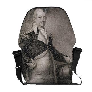 Generalmajor Henry Knox (1750-1806) graviert durch Kuriertasche