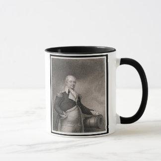 Generalmajor Henry Knox (1750-1806) graviert durch Tasse
