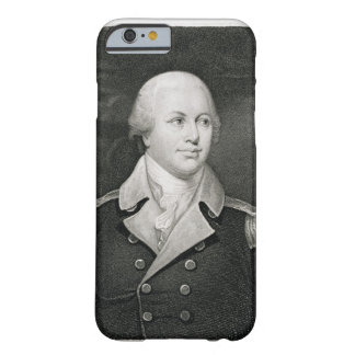 Generalmajor Nathaniel Greene (1742-86), graviert Barely There iPhone 6 Hülle