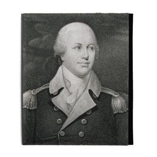 Generalmajor Nathaniel Greene (1742-86), graviert