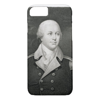 Generalmajor Nathaniel Greene (1742-86), graviert iPhone 7 Hülle