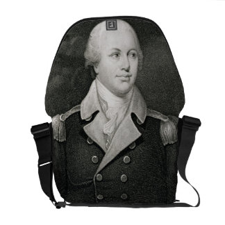 Generalmajor Nathaniel Greene (1742-86), graviert Kurier Taschen