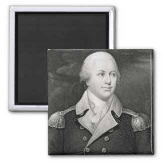 Generalmajor Nathaniel Greene (1742-86), graviert Magnets