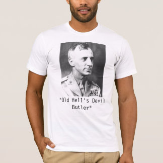 Generalmajor Smedley Butler T-Shirt