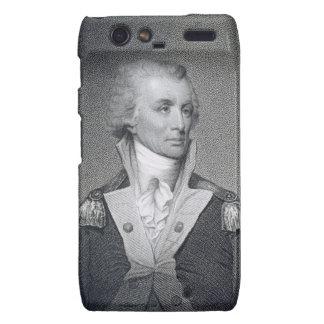 Generalmajor Thomas Sumter (1734-1832) gravierte b Droid RAZR Hüllen