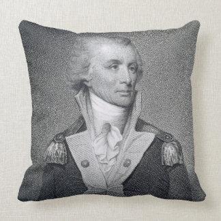 Generalmajor Thomas Sumter (1734-1832) gravierte b Zierkissen