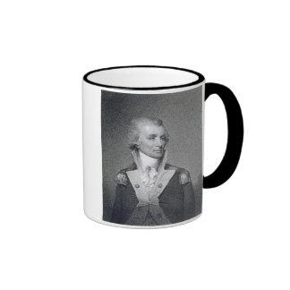 Generalmajor Thomas Sumter (1734-1832) gravierte b Kaffee Tassen