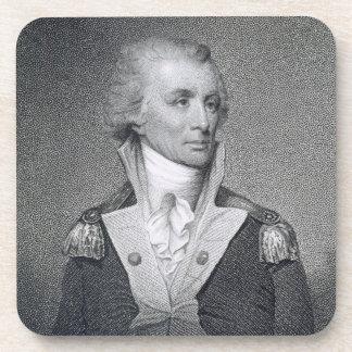 Generalmajor Thomas Sumter (1734-1832) gravierte b Untersetzer