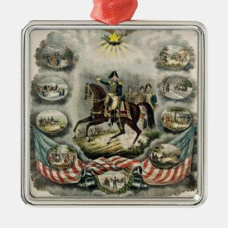 Generalmajor William Henry Harrison, c.1813 Weihnachtsbaum Ornament