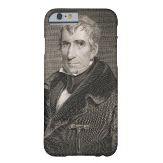 Generalmajor William Henry Harrison, vorbei Barely There iPhone 6 Hülle