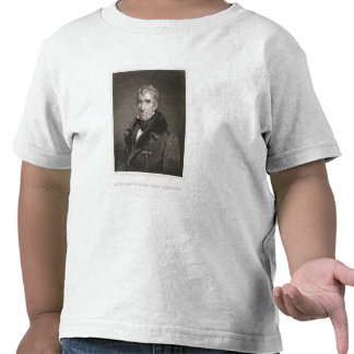 Generalmajor William Henry Harrison, vorbei T-shirt
