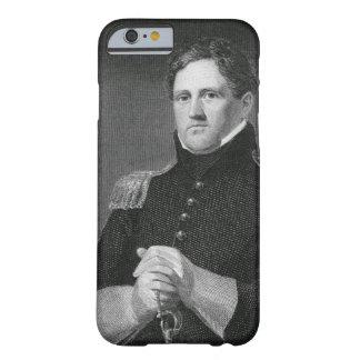 Generalmajor Winfield Scott (1786-1866) graviert Barely There iPhone 6 Hülle