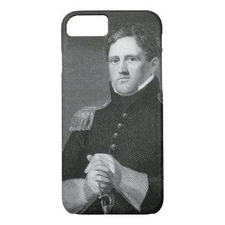 Generalmajor Winfield Scott (1786-1866) graviert iPhone 7 Hülle