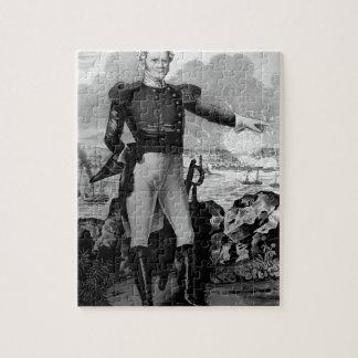Generalmajor Winfield Scott bei Vera Cruz_War Ima Puzzle