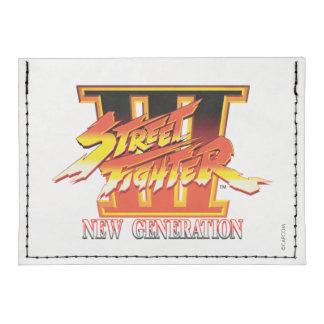 Generation-Logo 2 Street Fighters III Tyvek® Kreditkartenetui