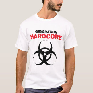 Generations-hardcore T-Shirt