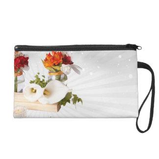 Generic health/spa/massage wristlet handtasche
