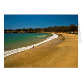Generischer Greating Karten-Strand Grußkarte